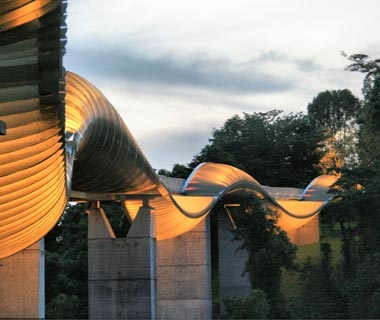 Henderson Waves Bridge: Singapore