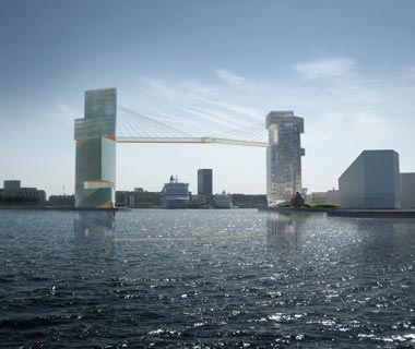 Steve Holl Architects Copenhagen Gateway: Denmark