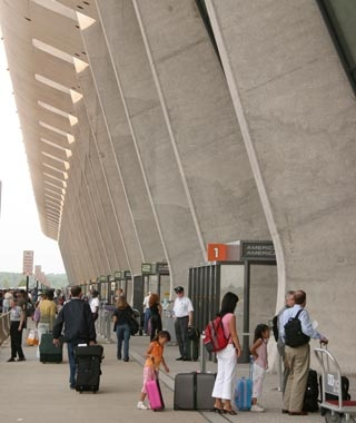 No. 8 Washington Dulles (IAD)
