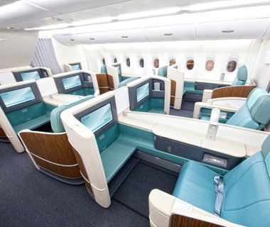 best airlines to fly Korean Airlines