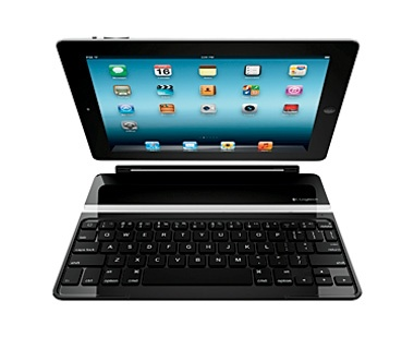iPad Accessory: Logitech Ultrathin Keyboard Cover