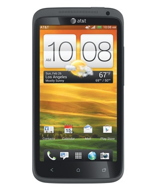 Android Smartphone: HTC One X+