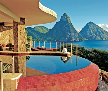 No. 4 Jade Mountain, St. Lucia