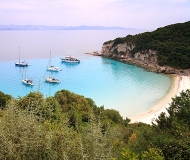 Voutoumi, Anti Paxos, Greece