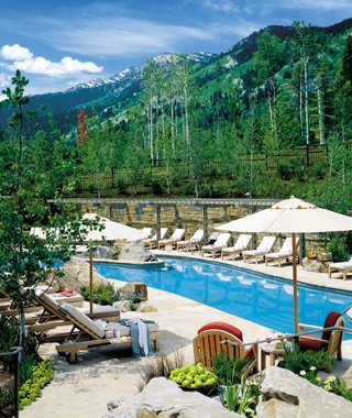 Girlfriends getaway Four Seasons Resort Jackson Hole, WY