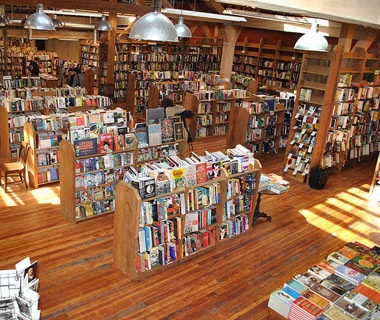 The Elliott Bay Book Company, Seattle