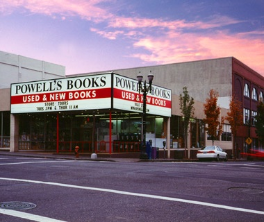 Powell's Books, Portland, OR