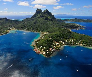 No. 27 Bora-Bora, French Polynesia