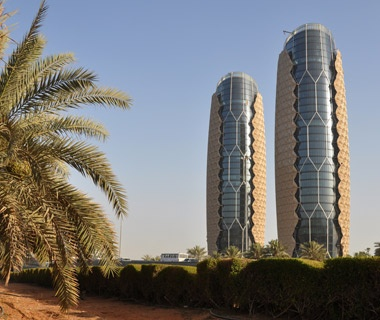 Al Bahar Towers, Abu Dhabi