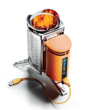 Best Adventure Gear BioLite CampStove and Charger