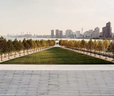 Best Public Space Franklin D. Roosevelt Four Freedoms Park, New York City