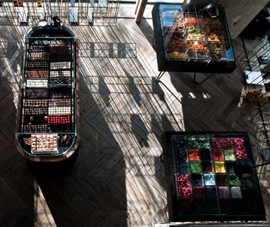 Best Retail Space Sweet Alchemy by Stelios Parliaros, Athens