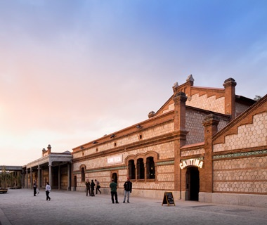 Honorable Mention: Best Performance Space Cineteca Cinema Center, Madrid