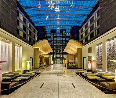 Honorable Mention: Best Hotel, 100 or More RoomsHilton Frankfurt Airport