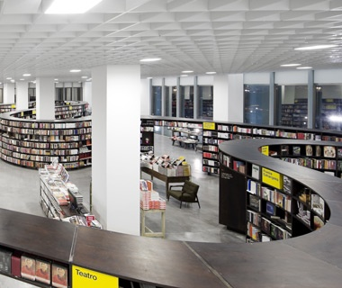 Honorable Mention: Best Retail SpaceLivraria da Vila—both in São Paulo, Brazil