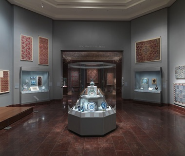 Honorable Mention: Best MuseumMetropolitan Museum of Art Islamic Galleries, New York City