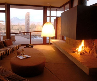 Most Romantic Hotel Fireplaces | Travel + Leisure