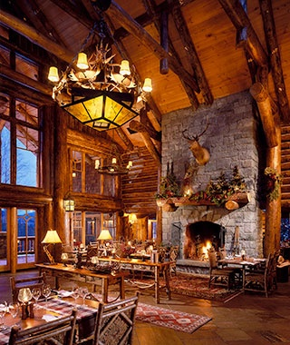 Whiteface Lodge, NY