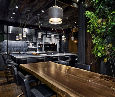 Honorable Mention: Best Restaurant Atera, New York City