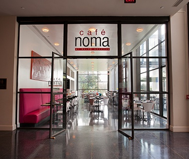 Café Noma, New Orleans Museum of Art