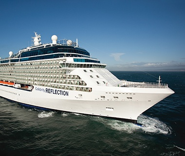 Top Mega Ships  No. 3 Celebrity Reflection