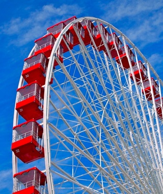 Navy Pier Ferris Wheel, Chicago