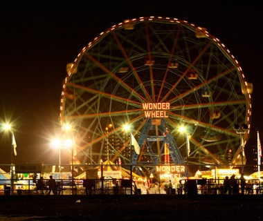 Wonder Wheel, Brooklyn, NY