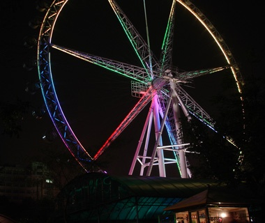 Zhengzhou Ferris Wheel, China
