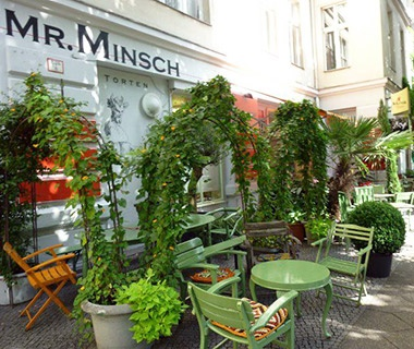 Mr. Minsch, Berlin