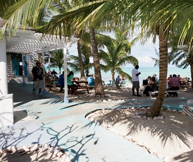 Da Conch Shack, Turks and Caicos