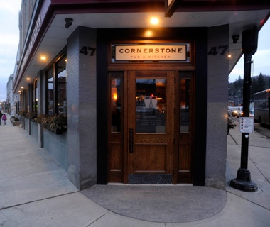 Cornerstone Pub & Kitchen, Barre, VT