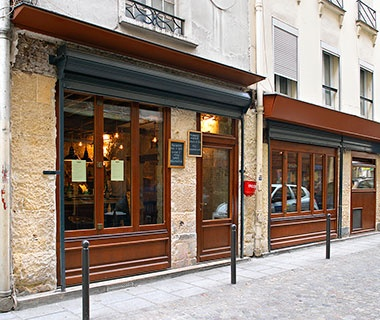 Frenchie Wine Bar, Paris