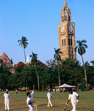 Rajabai Clock Tower, Mumbai, India