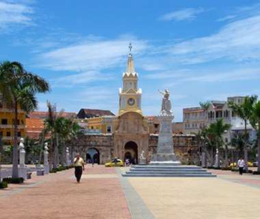201303-w-most-beautiful-clock-towers-torre-del-reloj-cartagena-colombia