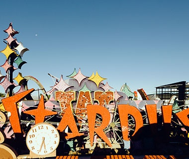 The Neon Museum, Las Vegas