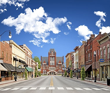 Court Square, Bardstown, KY
