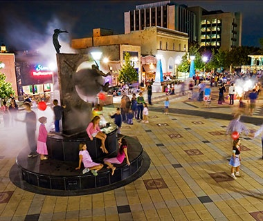 America S Most Beautiful Town Squares Travel Leisure