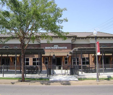 Houndstooth Sports Bar, University of Alabama, Tuscaloosa