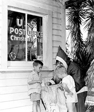 Christmas Post Office, Christmas, FL