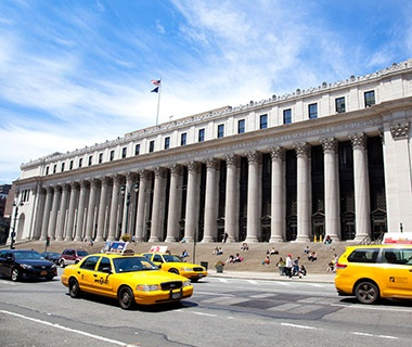 James A. Farley Post Office, New York, NY