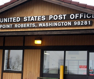 Point Roberts Post Office, Point Roberts, WA