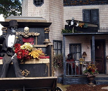 Haunted House Tax, New York