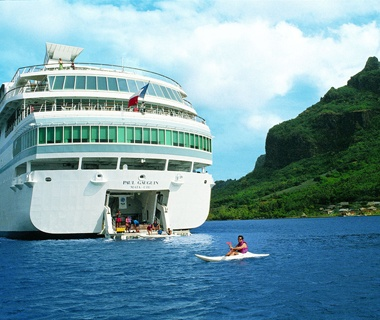 Paul Gauguin all-inclusive Cruises