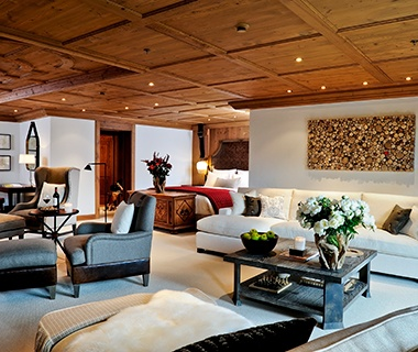 Resort: Alpina Gstaad, Switzerland