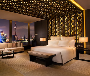City: Banyan Tree Shanghai on the Bund