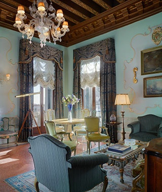 Renovation: Gritti Palace, a Luxury Collection Hotel, Venice
