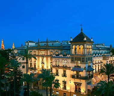 Renovation: Hotel Alfonso XIII, a Luxury Collection Hotel, Seville, Spain