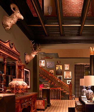 Renovation: Hotel Jerome, Aspen, CO