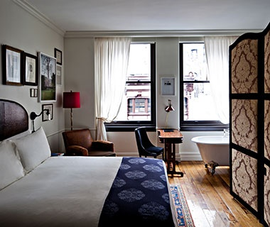 City: NoMad Hotel, New York