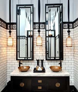 Design: The Siam, Bangkok